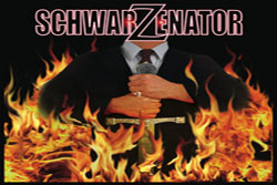 The Viper Room Presents: Schwarzenator featuring Dead Day Revolution , Coma , Motordrone and The Lonely Drunk Club Band