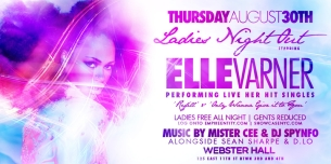GIRLS NIGHT OUT with ELLE VARNER