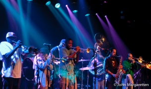Rebirth Brass Band presents Rebirth of New Orleans , A History of Brass Band Music and Culture