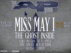 The AP Tour Fall 2012