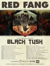Red Fang / Black Tusk / Lord Dying