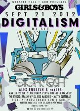 Girls & Boys featuring Digitalism + Gigamesh