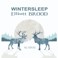 Wintersleep & Elliott Brood Plus Guests