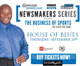 The Comcast Business Class Newsmakers Series: The Business of Sports - Life After the Game