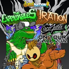 Iration & The Expendables with Cisco Adler