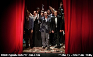 The Thrilling Adventure Hour - SECOND SHOW ADDED! - A staged show in the style of old-time radio with Paul F. Tompkins / Paget Brewster / John Hodgman / Busy Philipps / James Urbaniak