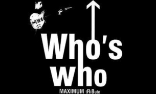 Who Tribute: Who's Who with A Reason To Believe