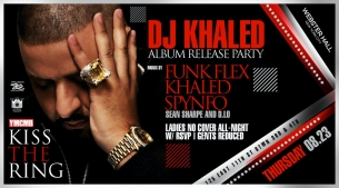 GIRLS NIGHT OUT featuring DJ Khaled