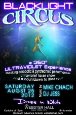 BLACKLIGHT CIRCUS