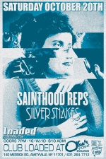 Sainthood Reps featuring Silver Snakes / Con the Villain