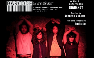 BARCODE Written/Performed by Gladshot Plus Special Guests!