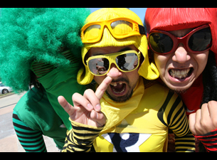 Peelander-Z plus Electric Eel Shock / 2d6