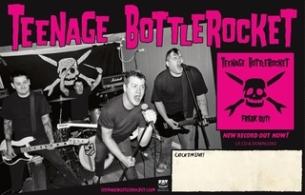 Teenage Bottlerocket featuring Smoke or Fire / Masked Intruder