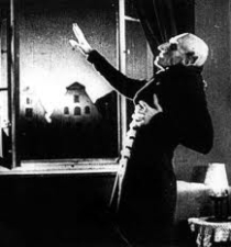 Nosferatu (1922) with live organ accompaniment