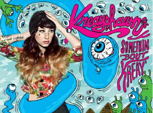 Kreayshawn Presents Group Hug Tour