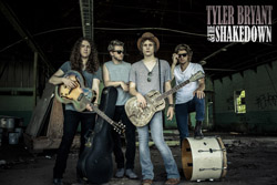 The Viper Room Presents: TYLER BRYANT & THE SHAKEDOWN with Josh Tatum and The Rambles