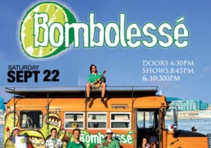 Samba Saturdays with BOMBOLESSE