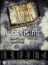 Woe Is Me featuring Chunk! No, Captain Chunk!