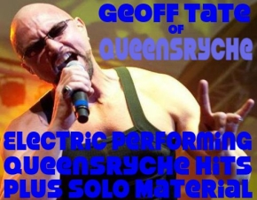 Geoff Tate of Queensryche - Electric Performing Classic Queensryche Hits Plus Solo Material. / Lipstick Magazine