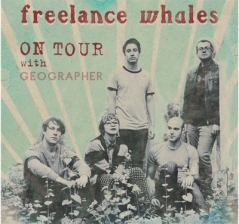 Freelance Whales with Geographer