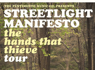 Streetlight Manifesto featuring Hostage Calm / Lionize