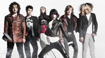 Foxy Shazam with The Foot.
