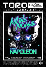 KILL the NOISE plus AUDREY NAPOLEON