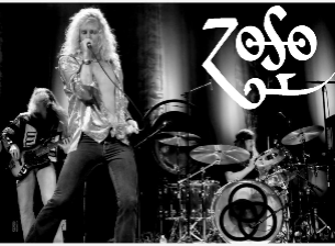 ZOSO - The Ultimate Led Zeppelin Experience with Alive She Cried - The Doors Experience