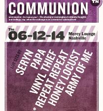 COMMUNION NASHVILLE June Club Night