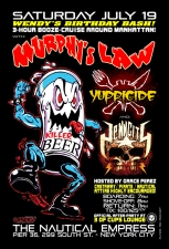 Murphy's Law featuring Yuppicide / Jenncity