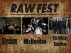 RAW FEST, featuring Elysium, McHoodoo, The Whisky Rebellion, Misaligned Mind, & Cats in Congress