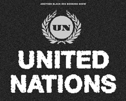 United Nations with Frameworks / Black Coulds / Reverend