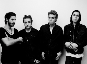 104.1 KRZQ Presents Bad Suns featuring Kiev