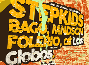 THE STEPKIDS - BAGO - MNDSGN - FOLERIO (DJ SET)
