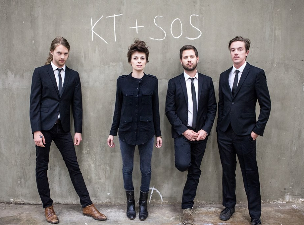 Indie Rock Dream Pop - Kate Tucker and The Sons of Sweeden,