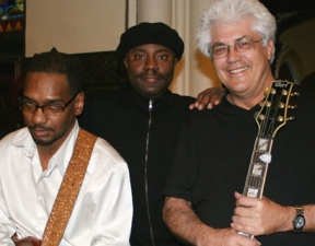 Lenny WHITE, Victor BAILEY and Larry CORYELL
