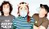 Dressy Bessy, Old Monk, Disco Cream, Clayton-Ellis