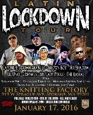 Latin Lock Down Tour 94