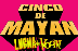 Lucha VaVOOM CINCO DE MAYAN SPECTACULAR 2016!!!! featuring Mariachis! Aztec Dancers! Folkloricos! Low Riders! Tamales! Tequila! Minis!