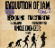 Evolution of Jam Vol. 2 ft. Tributes to Grateful Dead, Phish, and Disco Biscuits