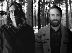 Carl Broemel of My Morning Jacket and Dave Simonett of Trampled By Turtles