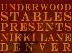 Underwood Stables Presents Nikki Lane w/ Denver, Jaime Wyatt, Jenny Don't & The
