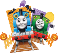 Day Out With Thomas (TM), Thomas and Percy's Halloween Party(TM)