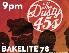Local Roots/Twang: The Dusty 45's w/ Bakelite 78 (Release)/Blackheart Honeymoon