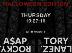 Thursdays at Flash Factory w/ A$AP Rocky & Tory Lanez