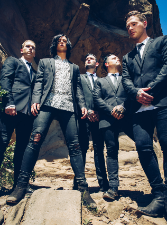 Tickets for sleeping with sirens gossip world tour 2018 sleeping with sirens m4hsunfo