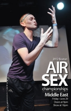 Air sex championships middle east