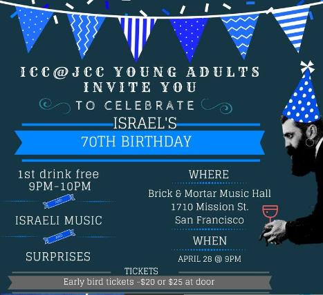 Celebrate Israels 70th Birthday