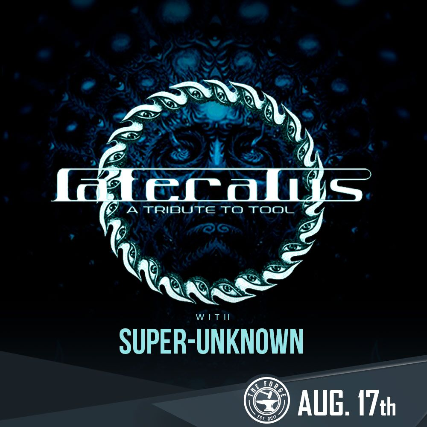 Lateralus (The Ultimate Tool Tribute), Super Unknown