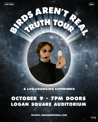 Kickstand Productions Presents Birds Aren't Real: Truth Tour